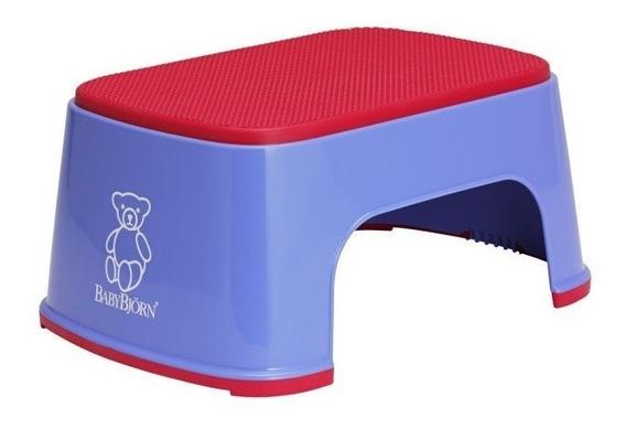 Degrau Estável Babybjörn (azul)