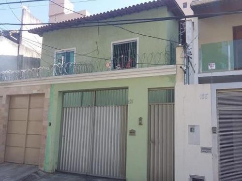 Imagem 1 de 18 de Casa À Venda, 3 Quartos, 1 Suíte, 2 Vagas, Sao Joao Batista (venda Nova) - Belo Horizonte/mg - 732