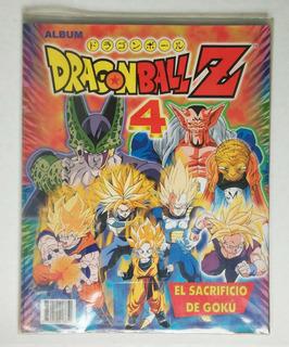 Álbum Dragon Ball Z4 De Colección Navarete Falta 1 Barajita