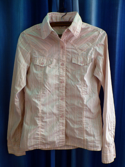 Camisa Stone Dama Talle M Impecable