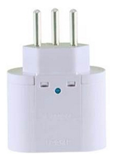 Dps - 1 Tomada - Iclamper Pocket (3p) - Branco - 10200