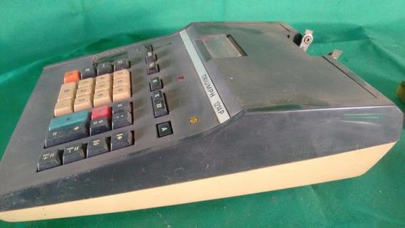 Calculadora Antiga Triumph 1214p