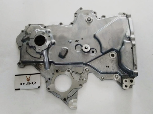 Imagem 1 de 3 de Bomba De Oleo Motor Hyundai Hb20 1.6 Flex 2012/
