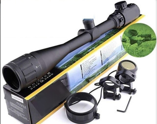 Mira Telescopica Tipo Bushnell 6-24x50 Rifle Pcp/forcecl