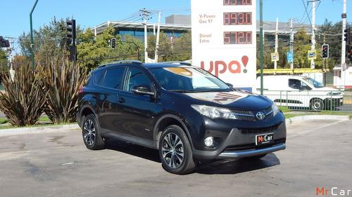 Toyota Rav4 Limited 4x4 2014