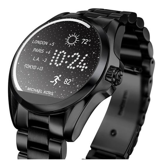 Michael Kors Access Mkt5005 Preto Smart Watch Touch