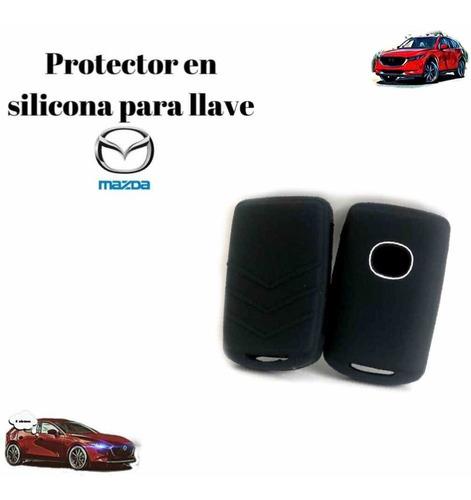 Forro Protector Llave Mazda 3/ Cx-30/cx-5. 2020