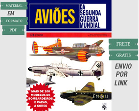Aviões Da Segunda Guerra Mundial Bombardeiros E Caças
