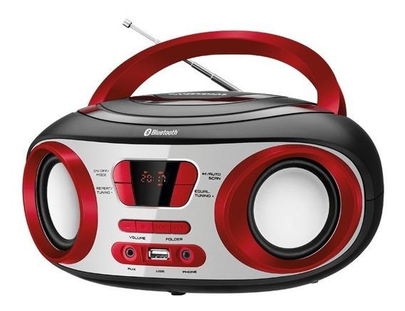 Rádio Fm Mondial Boombox Bx20 Bluetooth Mp3 Usb Fone Ouvido