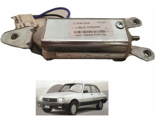 Motor Para Maquina Levantavidrio Electrica Peugeot 504