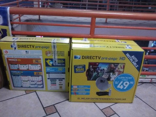 Directv Prepago Hd Kit Completo Cod:383/443
