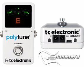 Pedal Afinador Tc Electronic Polytune 2 C/ Nf-e Garantia