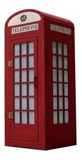 Cabina Telefónica De Londres (lámpara)