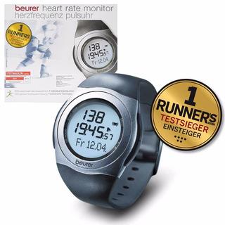 Beurer Pm25 Reloj Pulsometro De Frecuencia Cardíaca + Banda