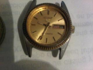 Relojes Seiko 5 Automático Dama Para Reparar 10verd
