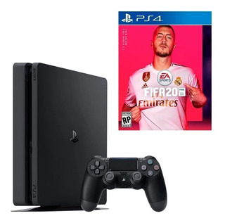 Consola Playstation 4 1tb Ps4 Fifa 2020 Bundle Envio Gratis