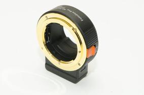 Adaptador Lentes Nikon Para Sony E-mount Fotodiox Fusion