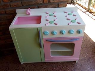Cocinita Para Niños, Para Casitas, Nene Nena Infantil