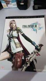 Final Fantasy Xiii: Complete Official Guide - Standard Editi