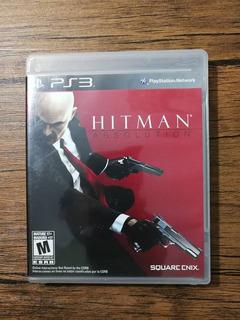 Hitman Absolution Playstation 3 Ps3 Excelente Estado !!