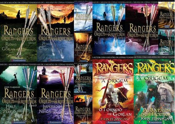 Rangers Ordem Dos Arqueiros Do 2 Ao 12 + A Origem 1 E 2