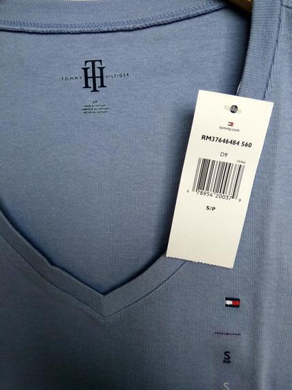 Camiseta Feminina Tommy Hilfiger Original * Várias Cores