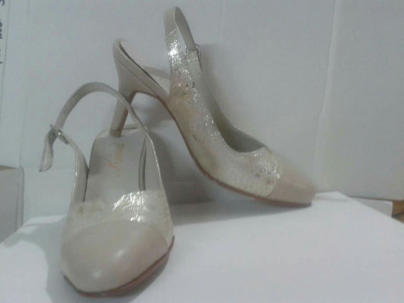 Zapatos Finos De Cuero