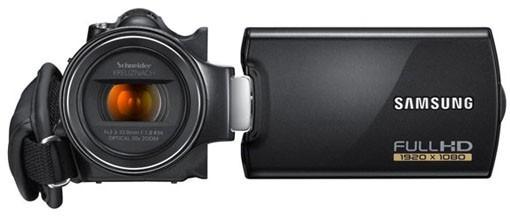 Filmadora Digital Samsung H205 Full Hd