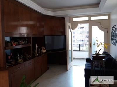 Apartamento Residencial À Venda, Carmo, Belo Horizonte. - Ap1385