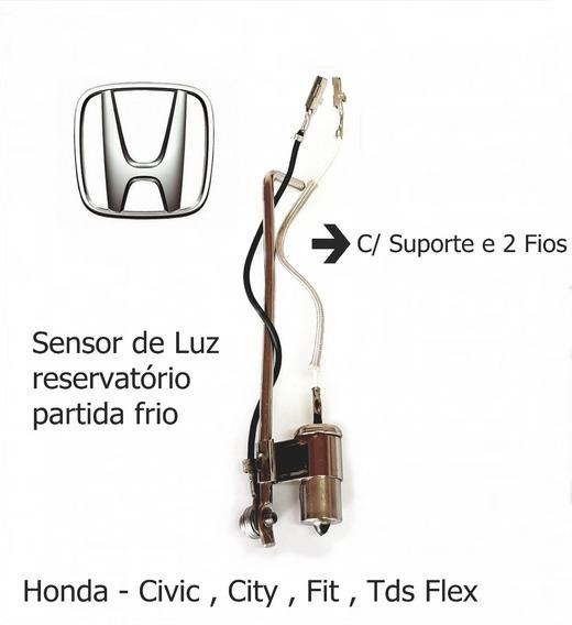 Sensor Luz Partida A Frio Honda Civic Fit City Flex+ Suporte