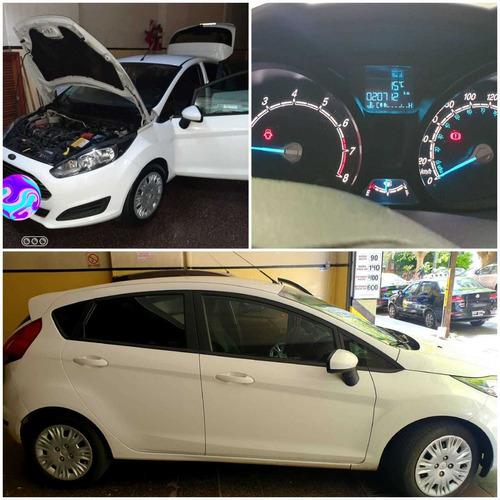 Ford Fiesta S 2015 Igual A 0 Km
