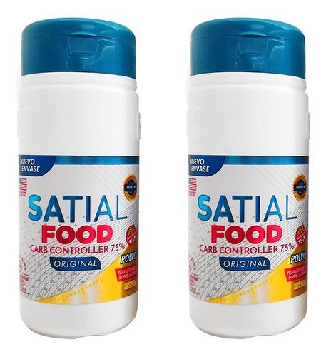 Oferta!! Satial Food Polvo 50g Bloquea Carbohidratos X2 Unid