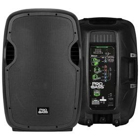 Caixa Amplificada Skp Probass Elevate 115 Bluetooth Mp3 Usb