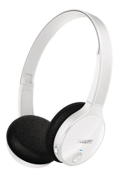 Fone Bluetooth Auricular Estéreo Shb4000 Philips