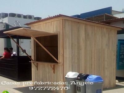 Casas Prefabricadas Angelo Demara Machinbrada Bolayna