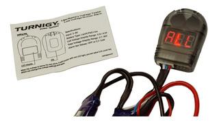 Turnigy 2-8s Tester Voltímetro Con Alarma Para Baterías Lipo