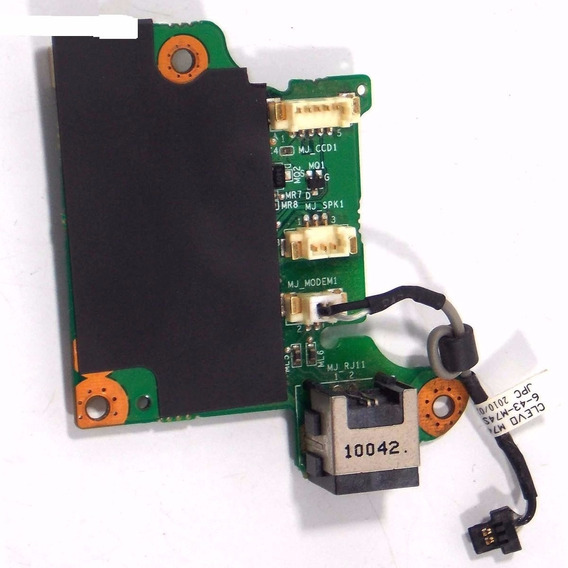 Placa Modem Notebook Positivo Premium P330b 6-71-m74s1-d03