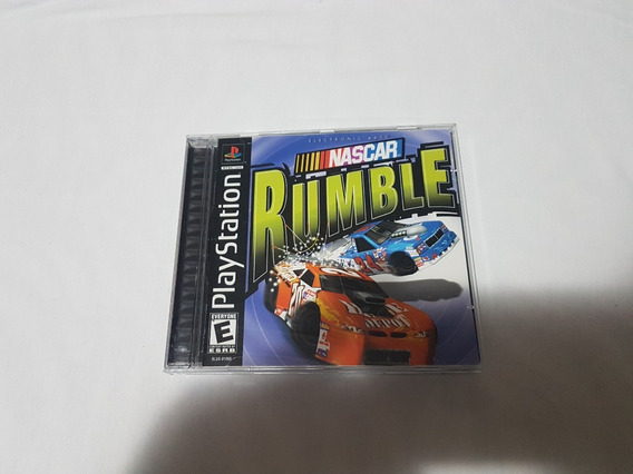 Nascar Rumble Ps1 Original Americano