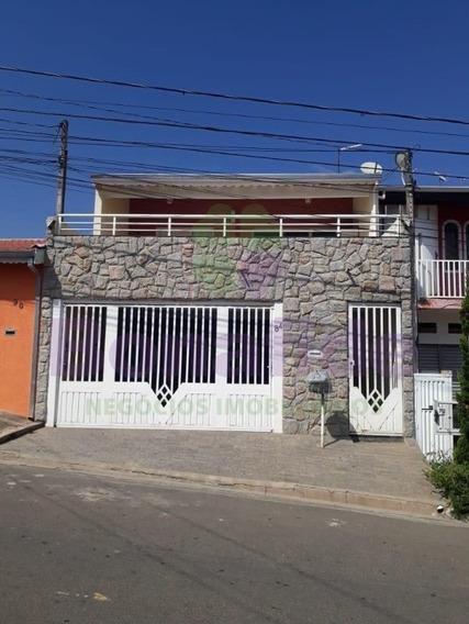 Casa Residencial, Residencial Jundiaí, Jundiaí - Ca09253 - 34000498