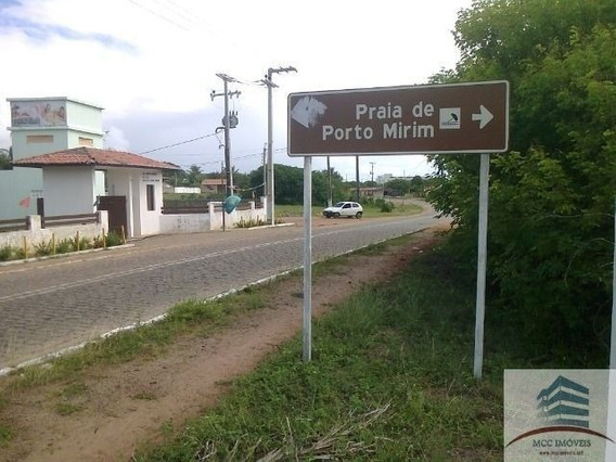 Terreno A Venda Porto Mirim, Muriú