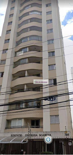 Apartamento Com 2 Dormitórios À Venda, 58 M² Por R$ 424.000,00 - Vila Gumercindo - São Paulo/sp - Ap3137