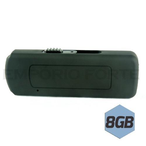 Gravador De Ambiente Micro Para Espionagem Acessorios Bb1
