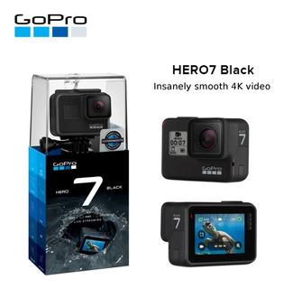 Go Pro Hero 7 Black + 5 Piezas