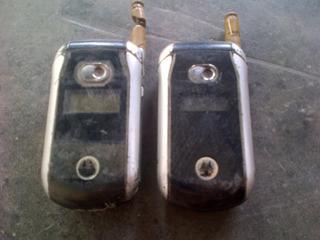 Tlf Motorola V265 Y V267. Con 1 Cable Usb.
