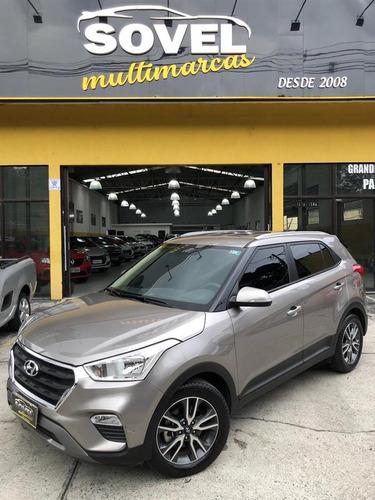 Hyundai Creta  1.6 Pulse Plus (aut) Flex Manual