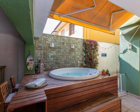 Casa Para Venda Em São Paulo, Brooklin, 3 Dormitórios, 1 Suíte, 3 Banheiros, 2 Vagas - Rab254vca0102