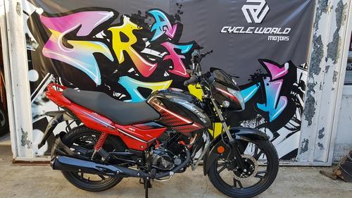 Moto Hero Ignitor 125 0km 2019 No Rouser 135 Promo A 19/4