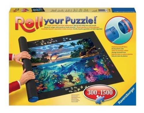 Roll Ravensburger 300-1500 Piezas - Roll Your Puzzle! 179565