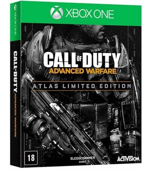 Jogo Usado Call Of Duty Advanced Warfare Atlas Xbox One