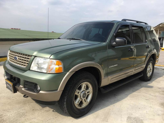 Ford Explorer 2003, Automatica, 4x4, Excelente Estado